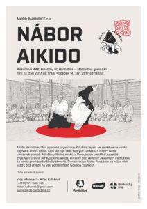 Aikido Pardubice Nábor 2017