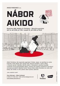 Aikido Pardubice Nábor 2016